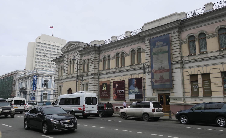 ウラジオストック市街地1