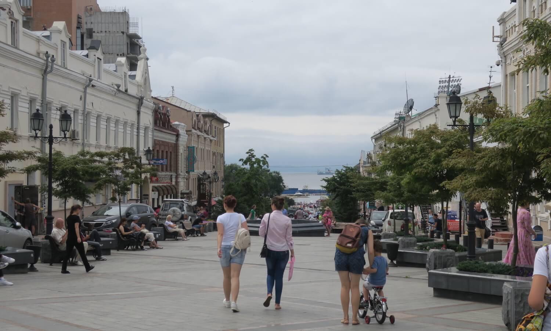 ウラジオストック市街地3