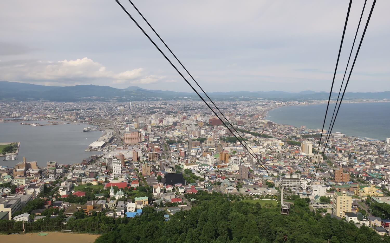 函館山ロープウェー2