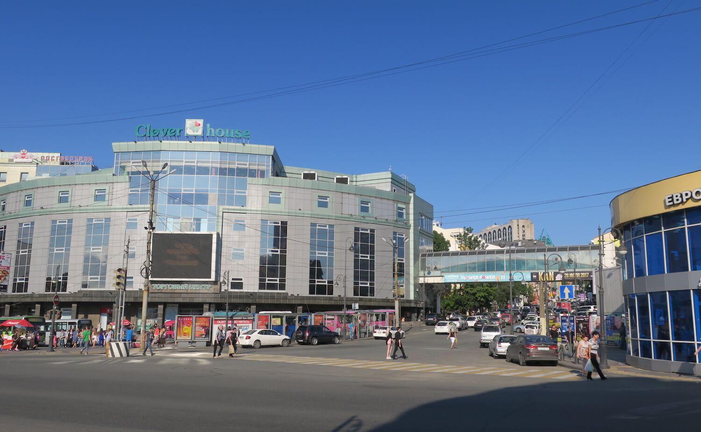 ウラジオストック市街地6