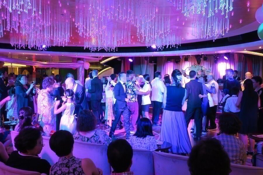 フォーマルナイト 社交ダンス