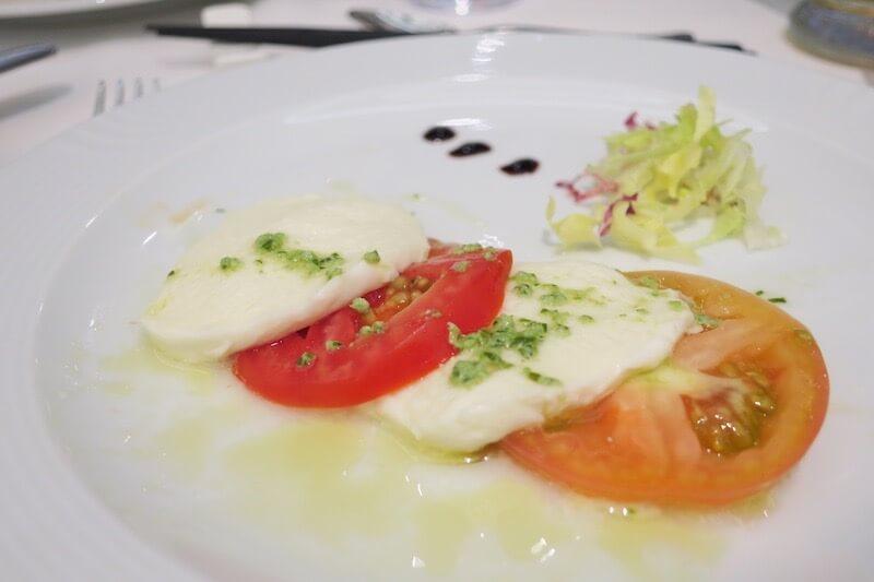 コスタネオロマンチカ ジャルディーノ 夕食 1