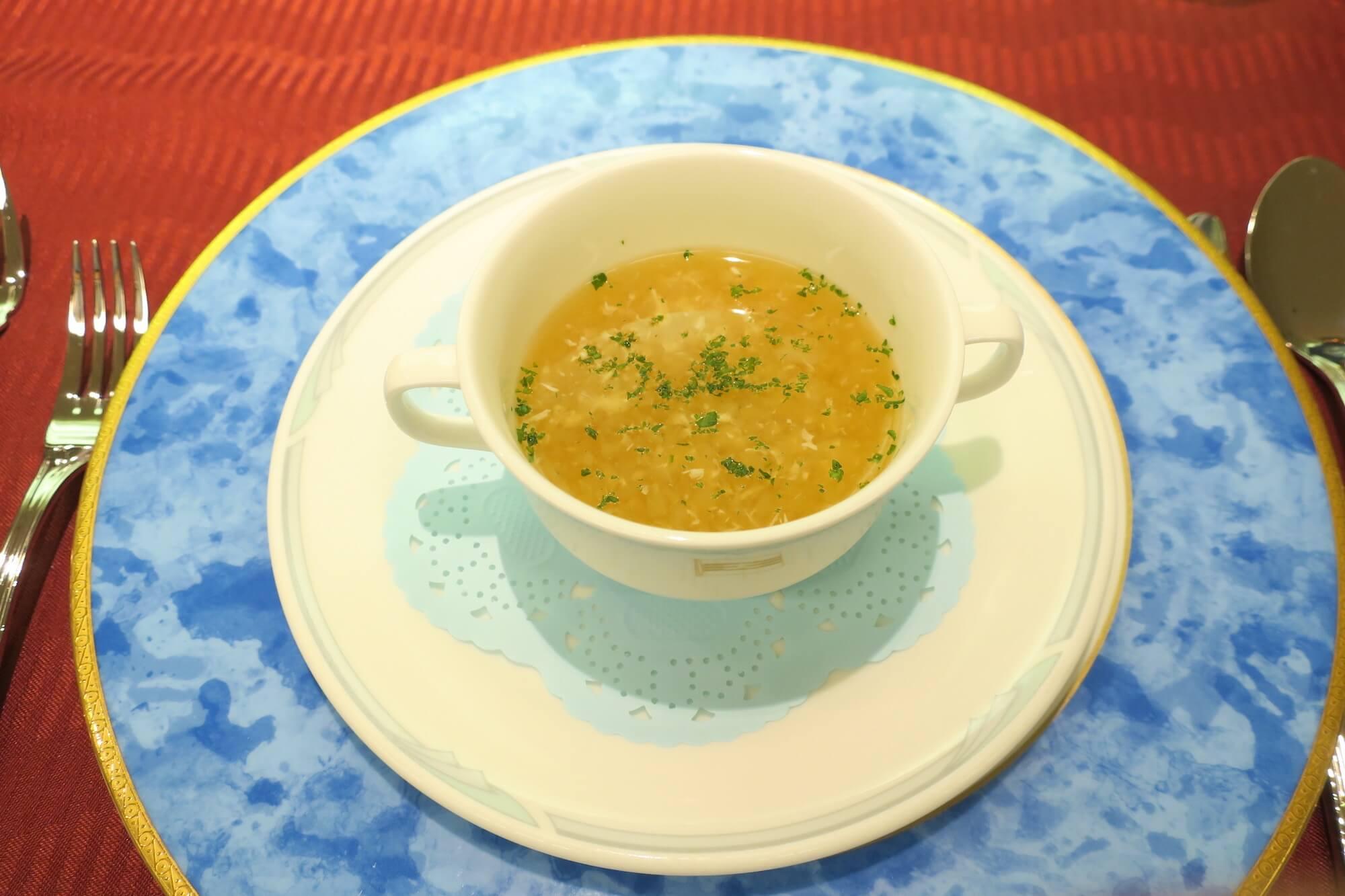 にっぽん丸 スープ
