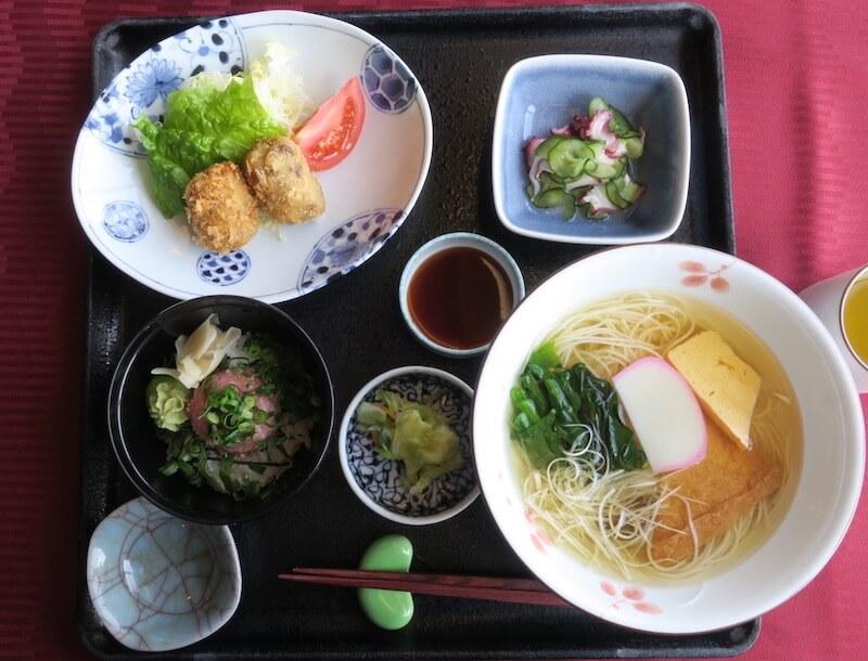 にっぽん丸 食事 昼食03