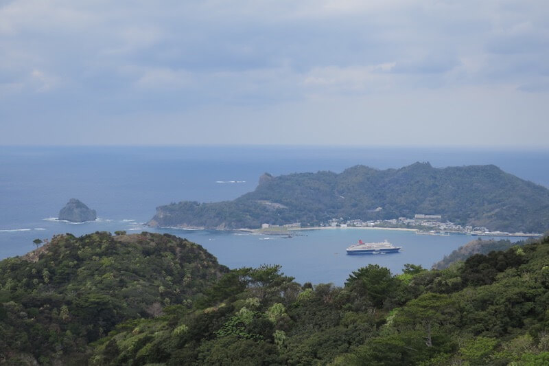 小笠原 中央山