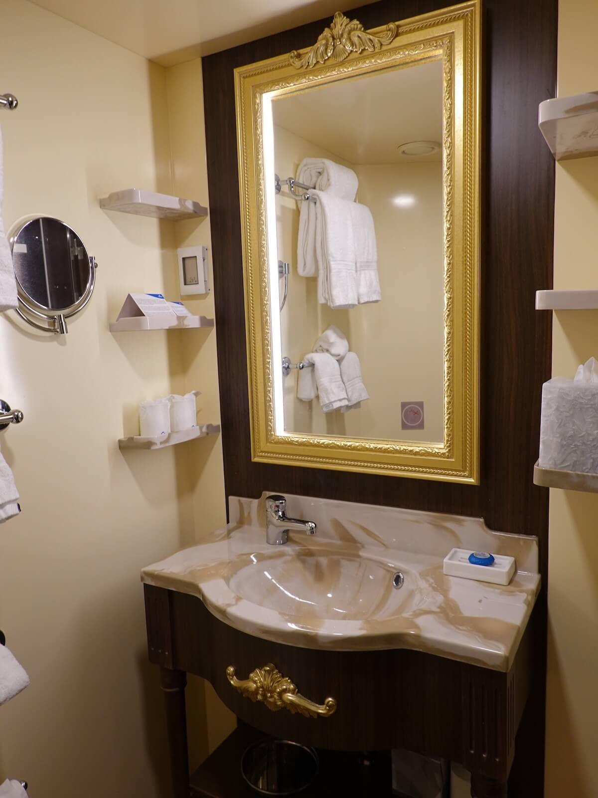 コスタベネチア バスルーム2