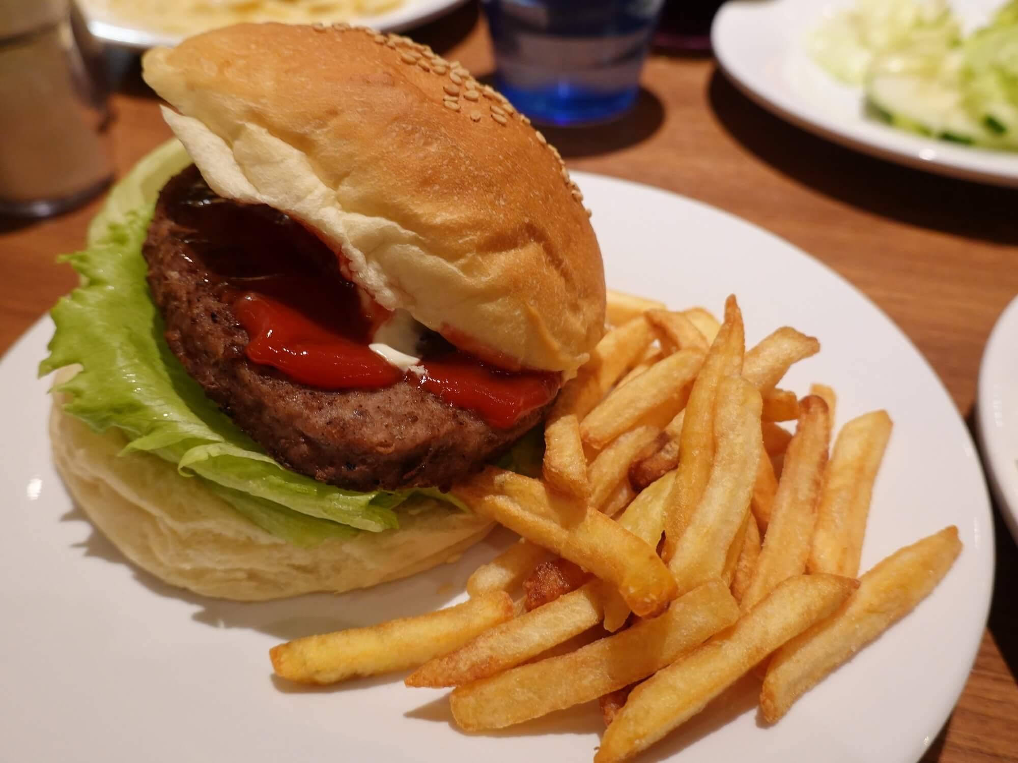 コスタベネチア ハンバーガー03