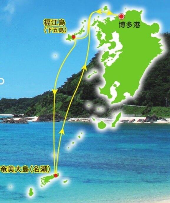 2020年亜細亜街道航海マップ
