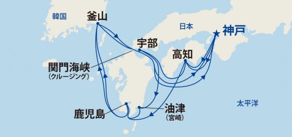 南国の地巡りと韓国 13日間