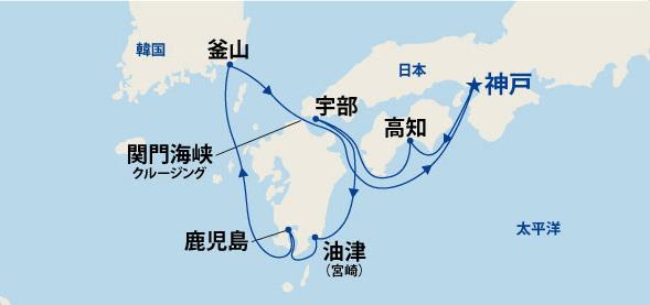 南国の地巡りと韓国 8日間