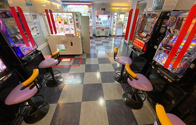阪九フェリーゲームコーナー