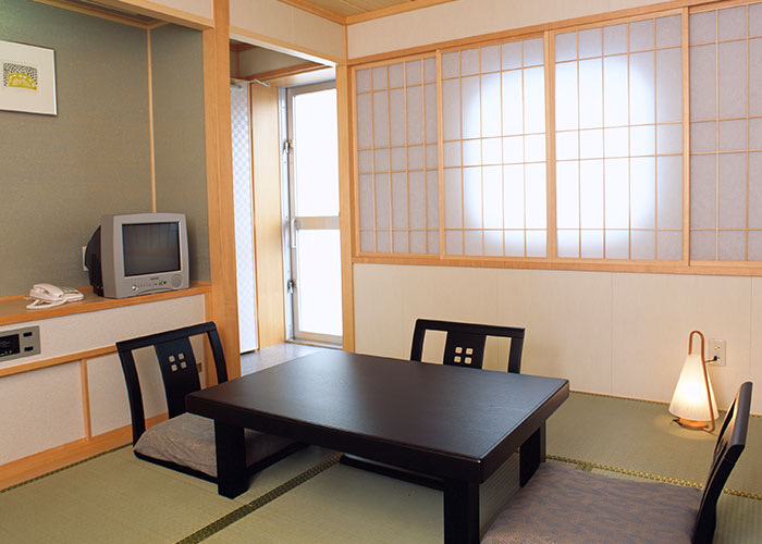 新日本海フェリー デラックスA和室