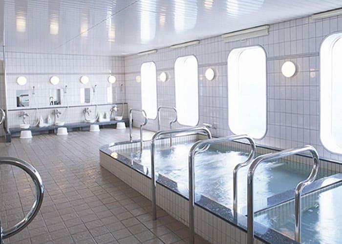 新日本海フェリー 大浴場