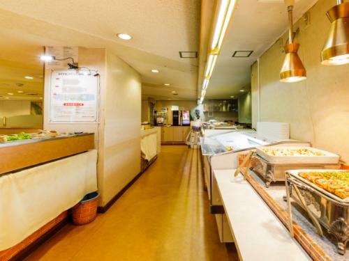 宮崎カーフェリー レストラン1