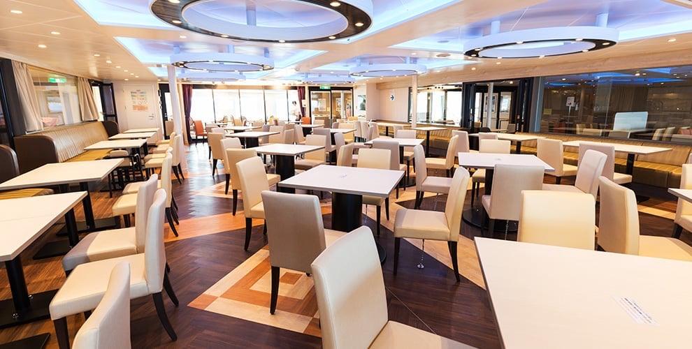 三井商船フェリー レストラン