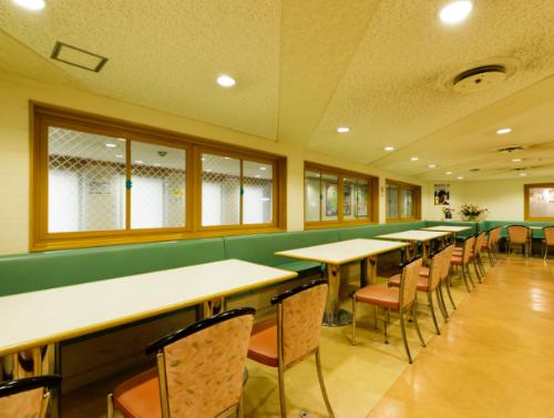 宮崎カーフェリー レストラン2