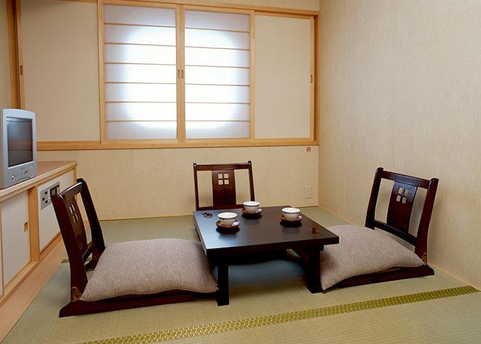 新日本海フェリー ステートB和室