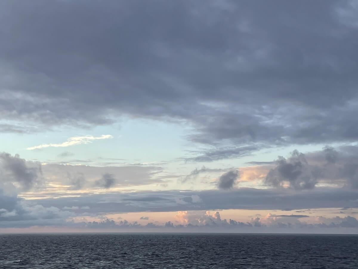新日本海フェリー 展望デッキ6