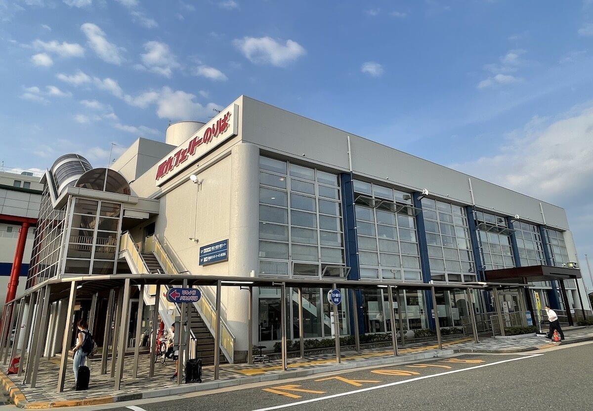 神戸港ターミナル