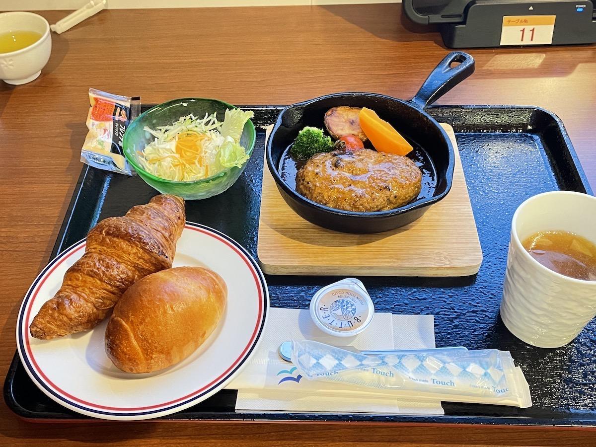 東京九州フェリー レストラン6