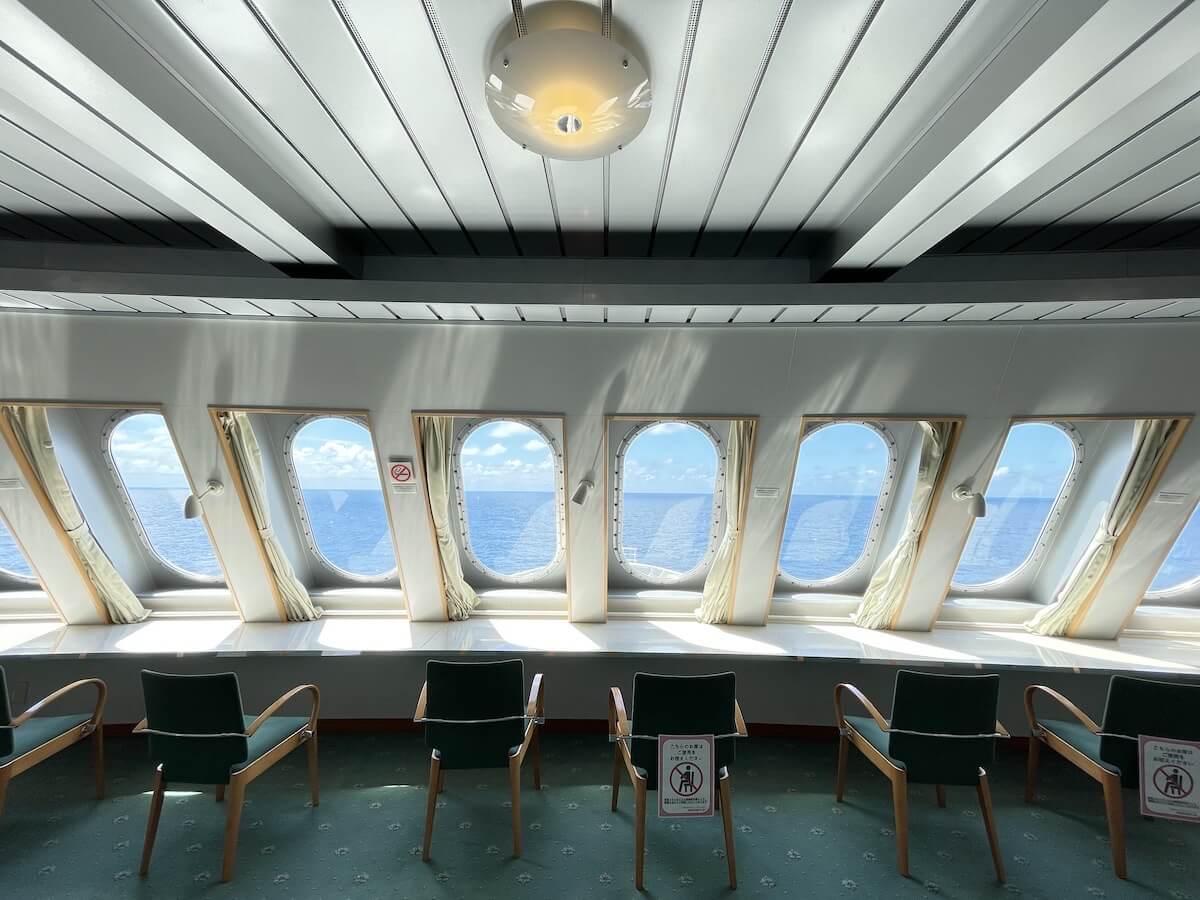新日本海フェリー フォワードサロン2