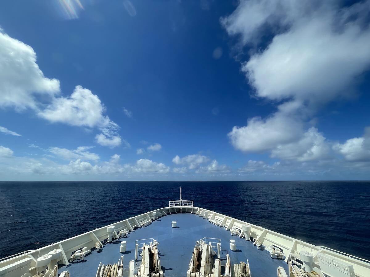 新日本海フェリー フォワードサロン3
