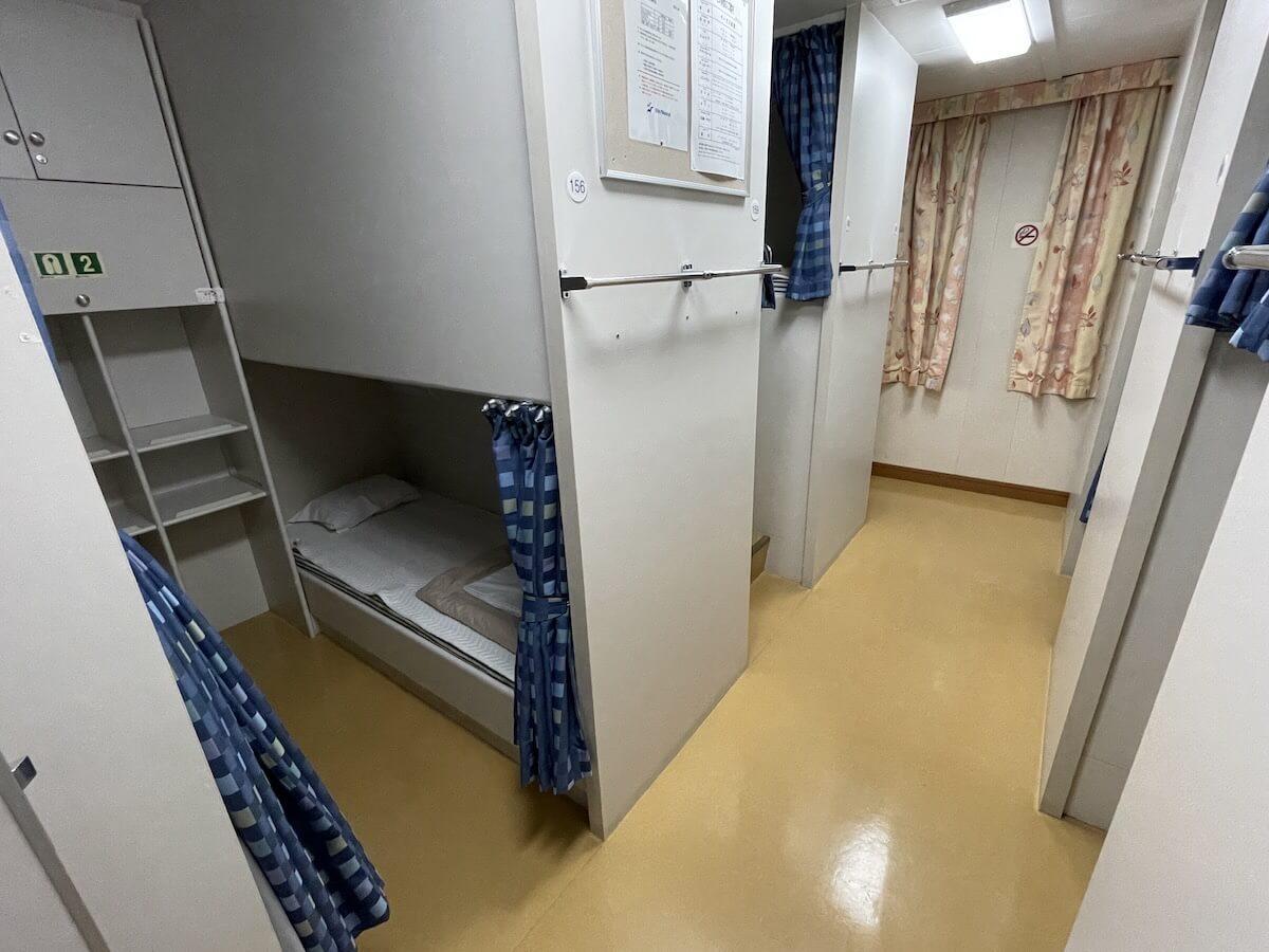 新日本海フェリーツーリストA01